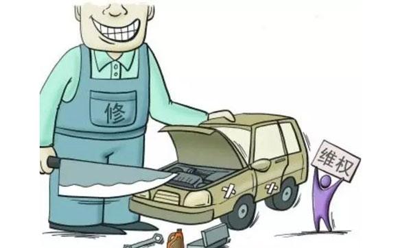 上海奥迪女车主买新车漏机油 被经销商反诉100万