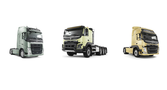 沃尔沃召回303辆进口FH、FM牵引车和FM底盘车