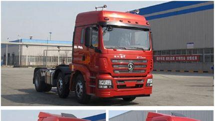 陕汽集团召回87辆M3000、X3000牵引车