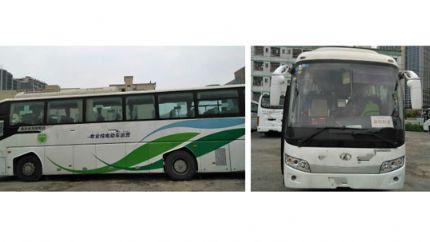 南京金龙召回部分NJL6118纯电动客车