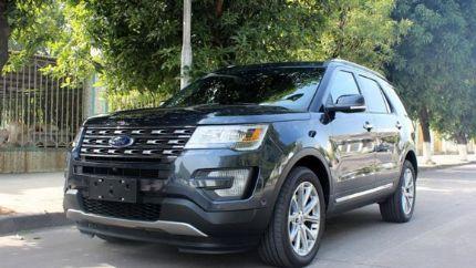 福特中国召回44333辆进口探险者汽车