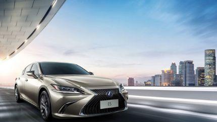 丰田汽车召回4715辆2019年款进口雷克萨斯ES、UX、LS、LC