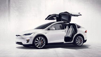 饰板存在脱落风险,特斯拉召回870辆2016年款进口Model X