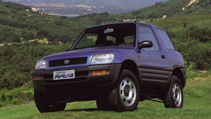 空气囊存在安全隐患 丰田中国召回241辆进口Toyota RAV4