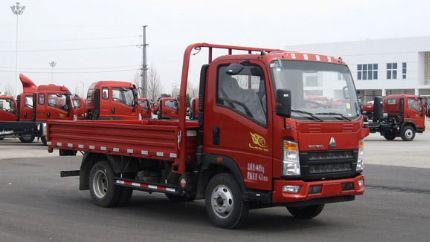 车后防护装置不符合标准 45辆豪沃轻卡被召回