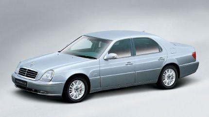双龙汽车召回957辆主席W标准版汽车