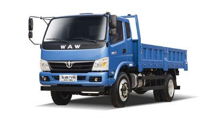 车辆存在超标排放的风险 浙江飞碟汽车召回458辆奥驰自卸货车